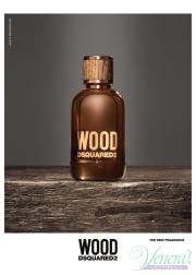 Dsquared2 Wood for Him Set (EDT 50ml + AS Balm 50ml + SG 50ml) για άνδρες Ανδρικά Σετ