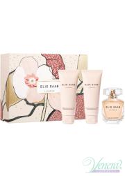 Elie Saab Le Parfum Set (EDP 50ml + BL 75ml + SG 75ml) for Women Women's Gift sets