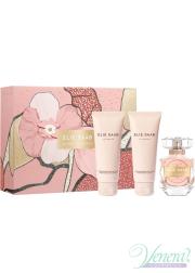 Elie Saab Le Parfum Essentiel Set (EDP 50ml + BL 75ml + SG 75ml) για γυναίκες Γυναικεία Σετ