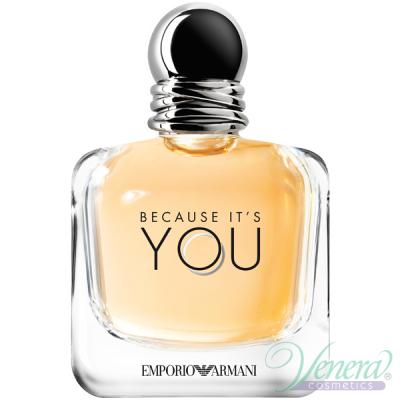 Emporio Armani Because It's You EDP 100ml για γυναίκες ασυσκεύαστo Γυναικεία Аρώματα χωρίς συσκευασία