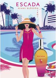 Escada Miami Blossom EDT 100ml για γυναίκες ασυσκεύαστo