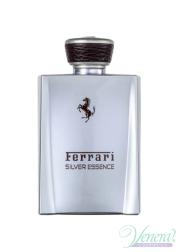 Ferrari Silver Essence EDP 100ml για άνδρες ασυσκεύαστo Ανδρικά Аρώματα χωρίς συσκευασία