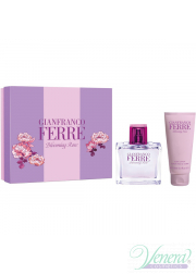 Ferre Blooming Rose Set (EDT 50ml + BL 100...
