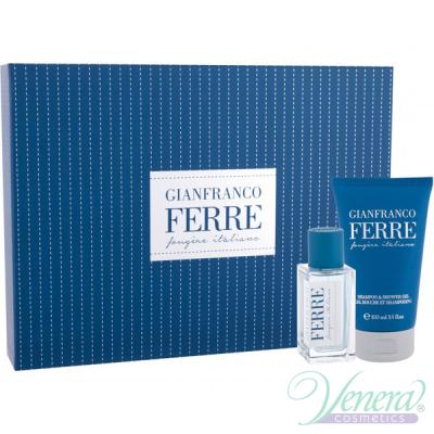 Ferre Fougere Italiano Set (EDT 50ml + SG 100ml) για άνδρες