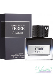 Gianfranco Ferre L'Uomo EDT 50ml για άνδρες