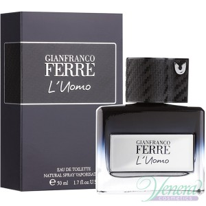 Gianfranco Ferre L'Uomo EDT 50ml για άνδρες