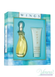 Giorgio Beverly Hills Wings Set (EDT 90ml + BL 100ml) για γυναίκες Women's Gift sets