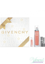 Givenchy Live Irresistible Set (EDP 50ml + EDP 3ml + Mascara 4g) για γυναίκες Γυναικεία Σετ