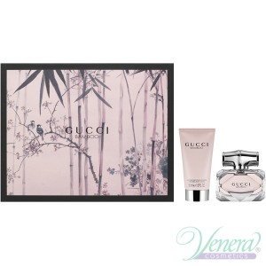 Gucci Bamboo Set (EDP 30ml + BL 50ml) for Women