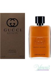 Gucci Guilty Absolute EDP 50ml για άνδρες Ανδρικά Αρώματα