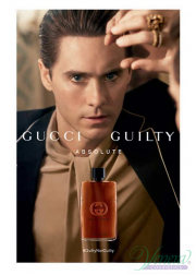 Gucci Guilty Absolute EDP 90ml για άνδρες ασυσκεύαστo Men's Fragrances without package