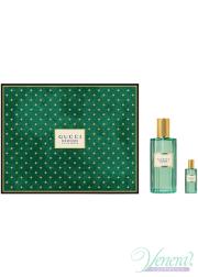 Gucci Mémoire d'une Odeur Set (EDP 60ml + EDP 5ml) για άνδρες και Γυναικες Gift Sets