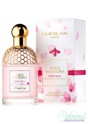 Guerlain Aqua Allegoria Flora Rosa EDT 100ml για γυναίκες Γυναικεία αρώματα