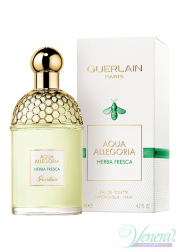 Guerlain Aqua Allegoria Herba Fresca EDT 125ml για άνδρες και Γυναικες ασυσκεύαστo Γυναικεία αρώματα χωρίς συσκευασία