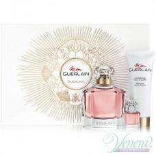 Guerlain Mon Guerlain Set (EDP 100ml + EDP 5ml + BL 75ml) για γυναίκες