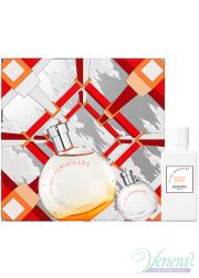 Hermes Eau Des Merveilles Set (EDT 50ml + EDT 7.5ml + BL 40ml) για γυναίκες Γυναικεία Σετ