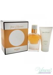 Hermes Jour d'Hermes Absolu Set (EDP 50ml + BL 30ml) για γυναίκες Γυναικεία Σετ