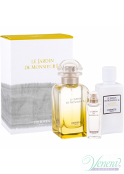 Hermes Le Jardin de Monsieur Li Set (EDT 50ml + EDT 7.5ml + BL 40ml) για άνδρες και Γυναικες
