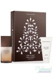 Issey Miyake L'Eau D'Issey Pour Homme Wood & Wood Set (EDP 50ml + SG 100ml) για άνδρες