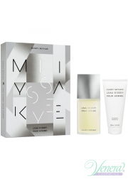 Issey Miyake L'Eau D'Issey Pour Homme Set (EDT 75ml + SG 100ml) για άνδρες