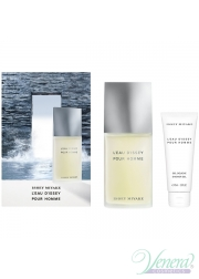 Issey Miyake L'Eau D'Issey Pour Homme Set (EDT 75ml + SG 75ml) για άνδρες Αρσενικά Σετ
