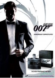 James Bond 007 EDT 75ml για άνδρες ασυσκεύαστo Προϊόντα χωρίς συσκευασία