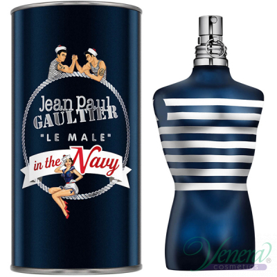 Jean Paul Gaultier Le Male In The Navy EDT 125ml για άνδρες