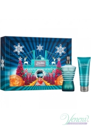 Jean Paul Gaultier Le Male Set (EDT 75ml + SG 75ml) για άνδρες Men's Gift sets
