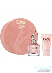 Jean Paul Gaultier Scandal Set (EDP 50ml + BL 75ml) για γυναίκες Women's Gift sets