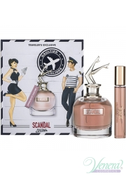 Jean Paul Gaultier Scandal Set (EDP 80ml + EDP 20ml) για γυναίκες Γυναικεία Σετ
