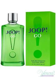 Joop! Go EDT 200ml για άνδρες