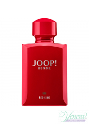 Joop! Homme Red King EDT 125ml για άνδρες ασυσκεύαστo Men's fragrances without package