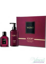 Joop! Wow! Set (EDT 60ml + SG 250ml) για γ...