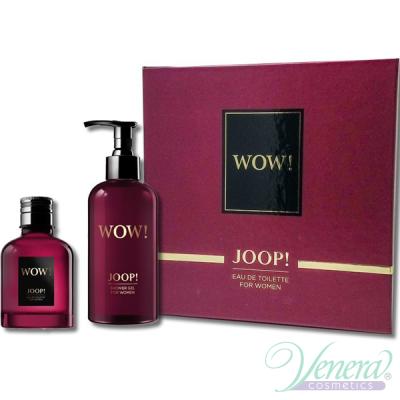 Joop! Wow! Set (EDT 60ml + SG 250ml) για γυναίκες Γυναικεία Σετ