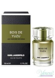 Karl Lagerfeld Bois de Yuzu EDT 50ml pentr...