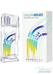 Kenzo L'Eau Par Kenzo Colors Edition Pour ...