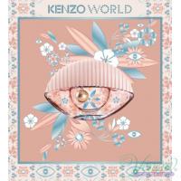 Kenzo World Fantasy Collection Eau de Toilette EDT 50ml για γυναίκες