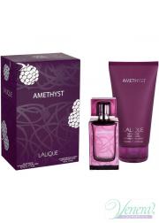Lalique Amethyst Set (EDP 50ml + BL 150ml) για γυναίκες Γυναικεία Σετ