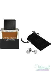 Lalique Encre Noire A L'Extreme Set (EDP 50ml + Cufflinks) για άνδρες Ανδρικά Αρώματα