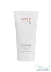 Lalique White Shower Gel 150ml για άνδρες