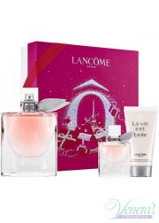 Lancome La Vie Est Belle Set (EDP 75ml + EDP 4m...