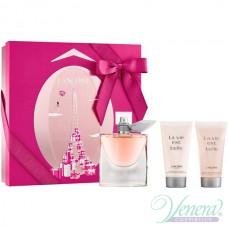 Lancome La Vie Est Belle Set (EDP 50ml + BL 50ml + SG 50ml) για γυναίκες