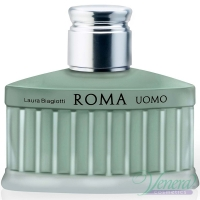Laura Biagiotti Roma Uomo Cedro EDT 75ml για άνδρες ασυσκεύαστo Men's Fragrances without package