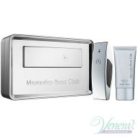 Mercedes-Benz Club Set (EDT 100ml + Shower Gel 75ml) για άνδρες
