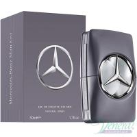 Mercedes-Benz Man Grey EDT 50ml για άνδρες Ανδρικά Αρώματα