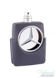 Mercedes-Benz Man Grey EDT 100ml για άνδρες ασυσκεύαστo