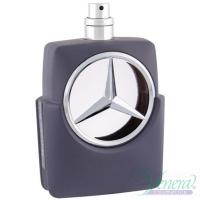 Mercedes-Benz Man Grey EDT 100ml για άνδρες ασυσκεύαστo Ανδρικά Αρώματα χωρίς συσκευασία