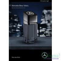 Mercedes-Benz Select Night EDT 50ml για άνδρες Ανδρικά Αρώματα