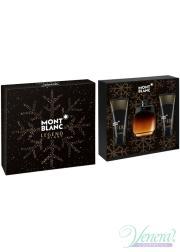 Mont Blanc Legend Night Set (EDP 100ml + A...