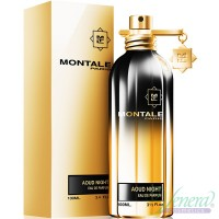 Montale Aoud Night EDP 100ml for Men and Women Unisex Fragrances